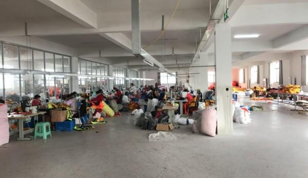 救生衣生产区