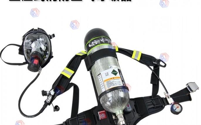 正压式空气呼吸器检测机构的条件要求