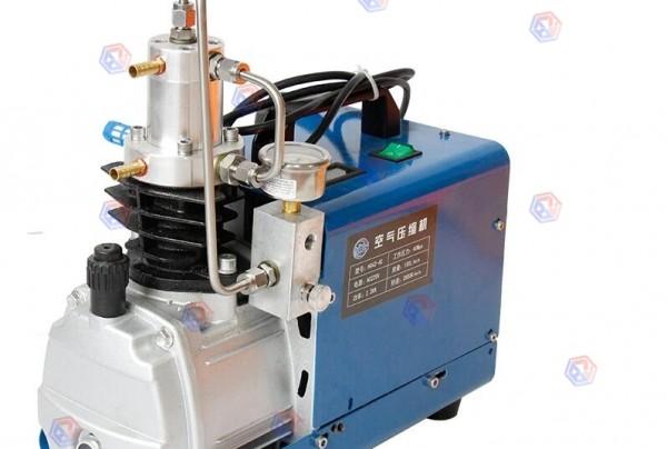 空气呼吸器微型高压打气机