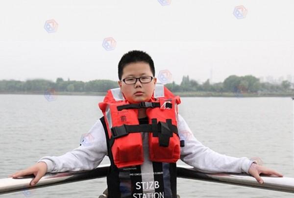 儿童船用救生衣